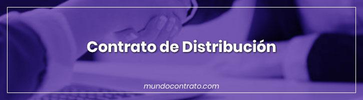 Modelo Contrato Distribucion