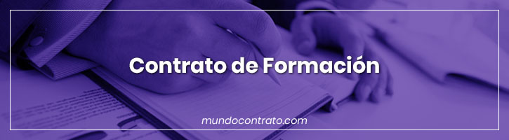 Modelo Contrato Formacion