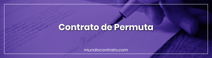 Modelo Contrato Permuta
